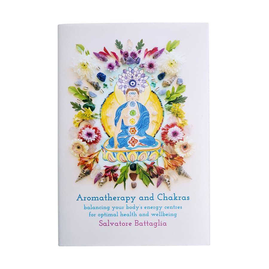 Aromatherapy and Chakras Book【英語版】