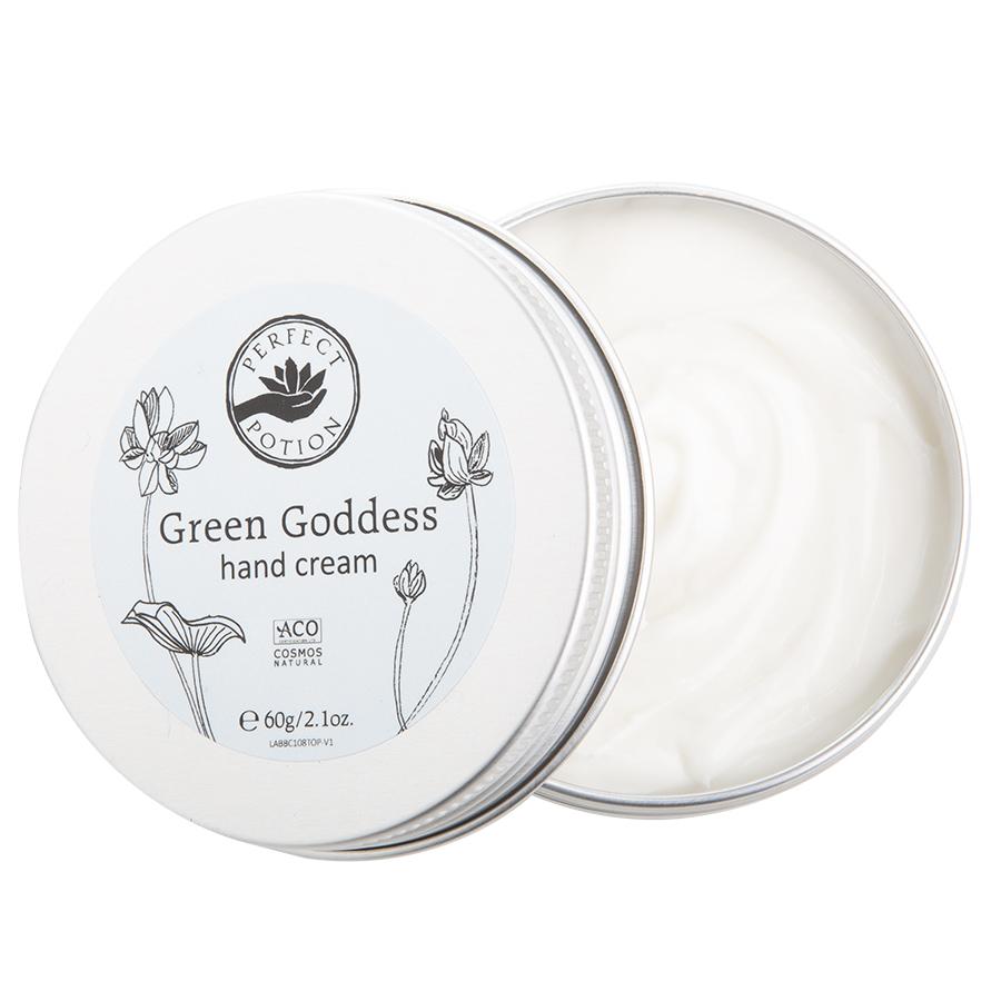 グリーンゴッデス ハンドクリーム 60g