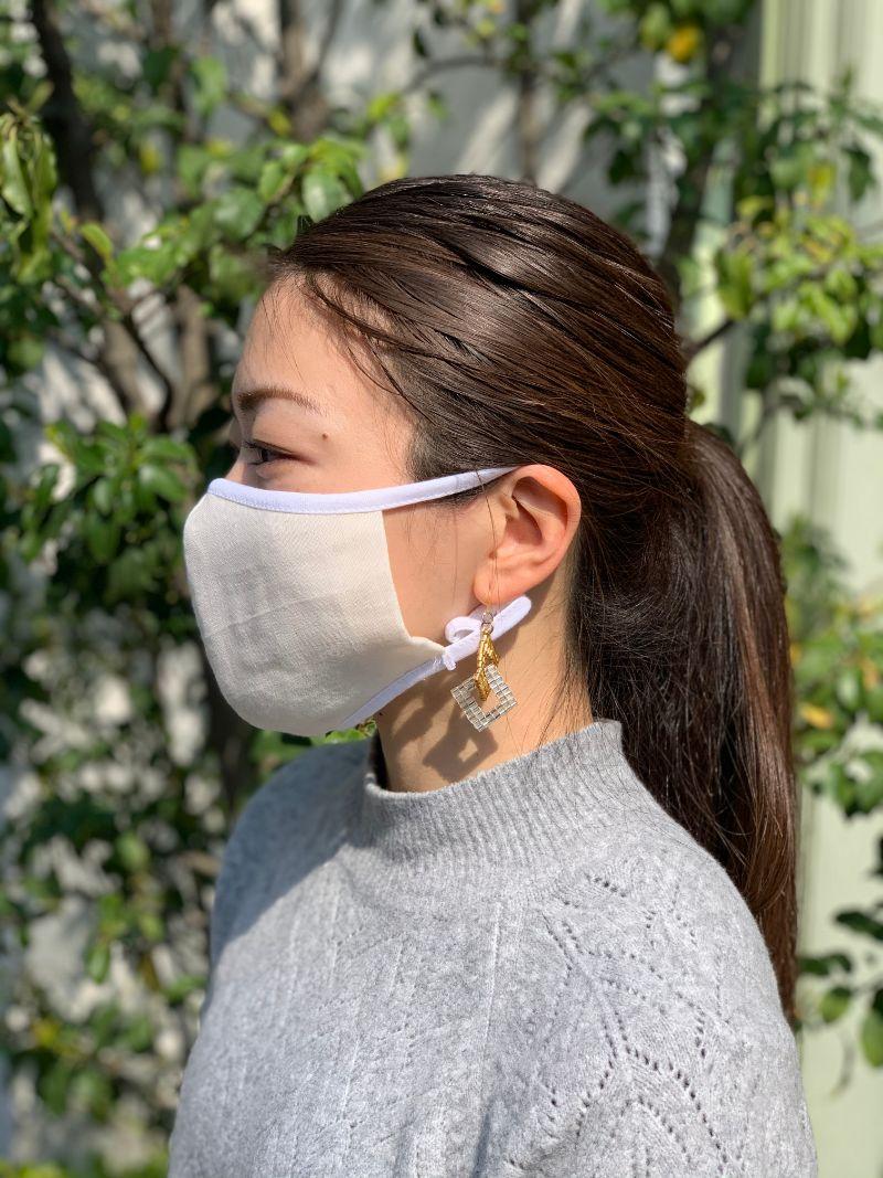 抗菌防臭マスク / オーガニックコットン