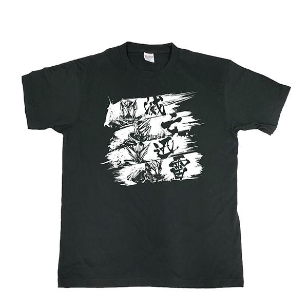 墨絵アート Tシャツ【M】