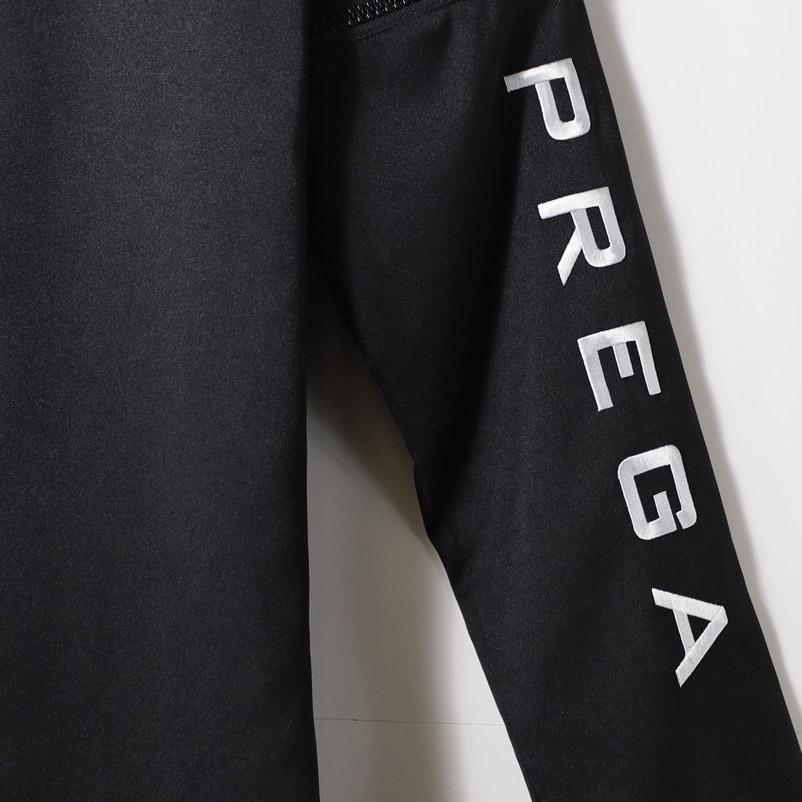 【PREGA】トランスフォーメーションロングジャケット