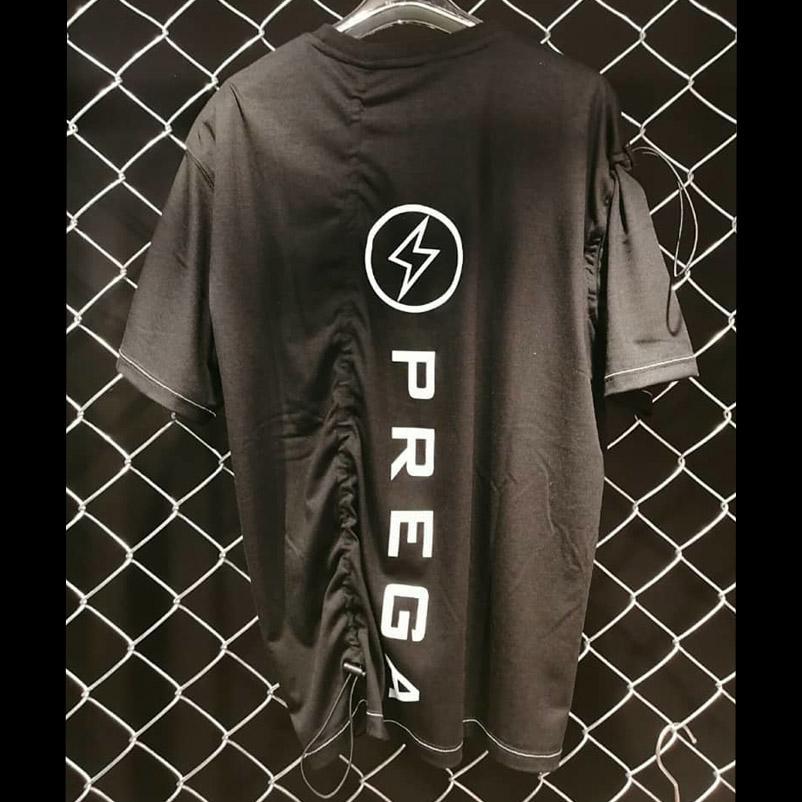 【PREGA】オリジナル ドロストTシャツ