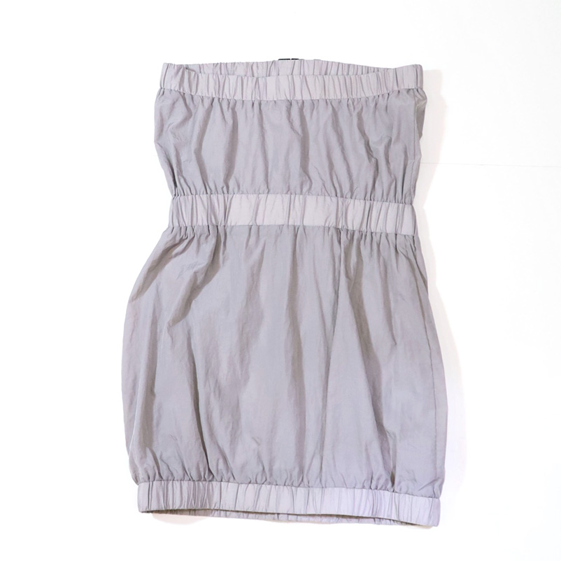 【PREGA】フューチャー ベアトップドレス
