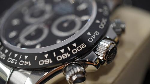 ロレックス デイトナ 116500LN オイスターブレスレット ブラック