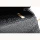 シャネル ココハンドル トップハンドル フラップ バッグ A92990
