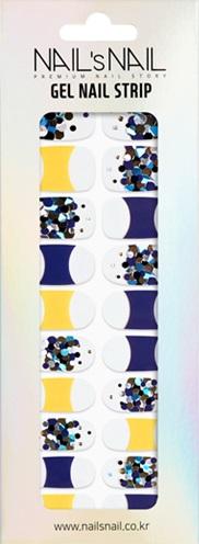 【おこもり美容】ネイルスネイル【No.133 ハワイアン・ブルー】