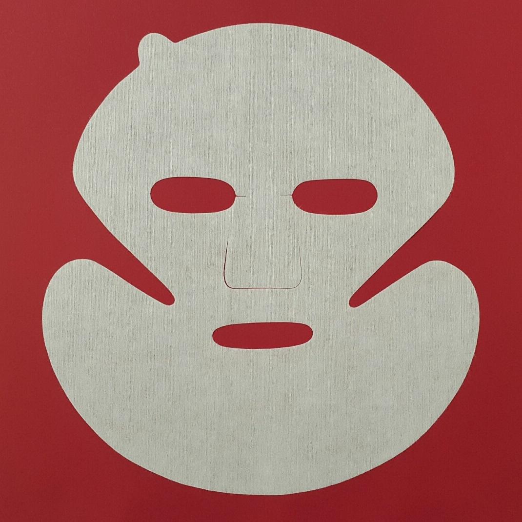 【ピュレア Vライン ひきあげマスク】