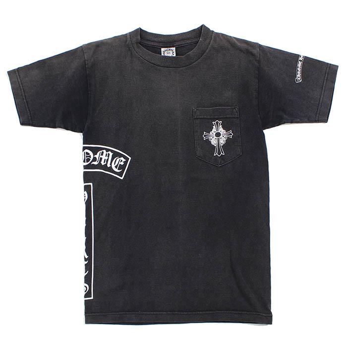 クロムハーツ (CHROME HEARTS)<br>USED【中古】<br>Tシャツ V23<br>Sサイズ