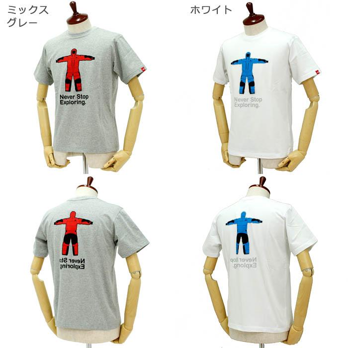 ザ・ノース・フェイス(THE NORTH FACE)<br>Tシャツ<br>HIMARAYAN SUIT TEE<br>NT31339