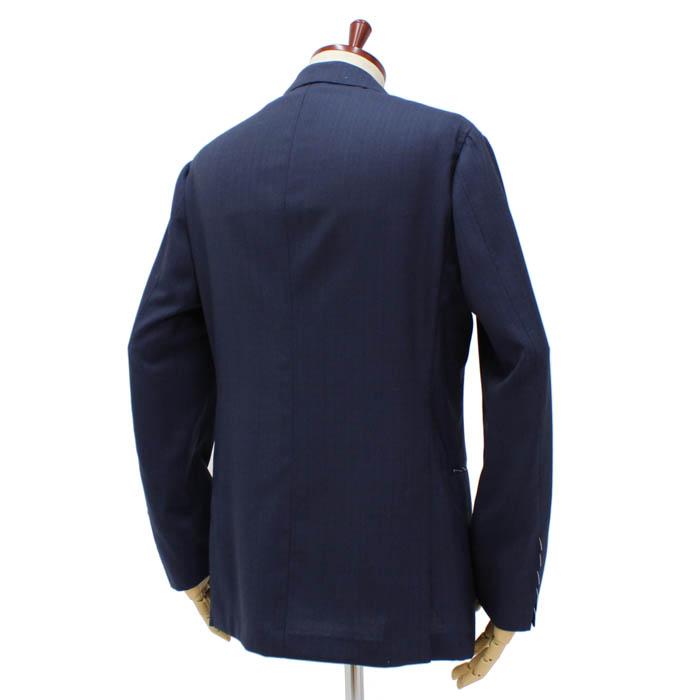 リングヂャケット(RING JACKET)<br>ウールスーツ<br>No.184EH S-168H<br>RT026S14X<br>ネイビー<br>送料無料
