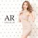 【Angel R】アシンメトリーカッティングデザインタイトミニドレス