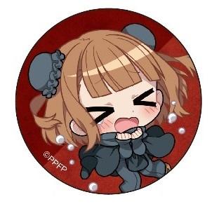 プリンセス・プリンシパル 缶バッジ ※ブラインド販売グッズ