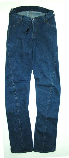 プリムラカラー 3Dメンズジーンズ