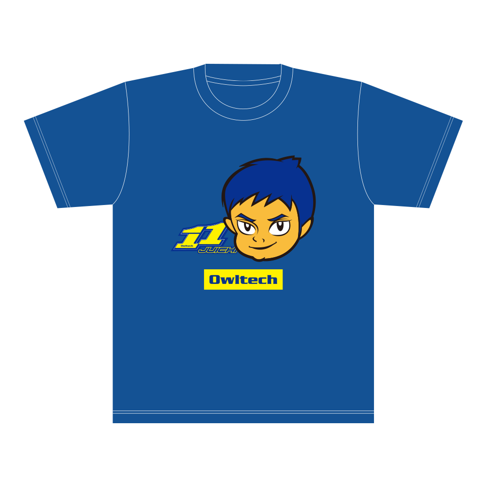 【受注生産:ご注文から2週間前後で発送予定】Tシャツ 脇阪寿一 キャラクター(LE-WAKISAKA-TS)