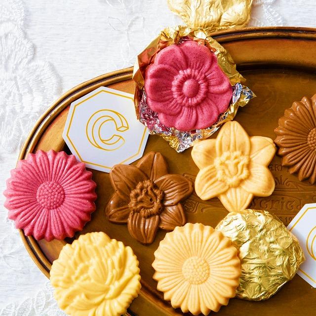 Flower chocolate 8枚入り