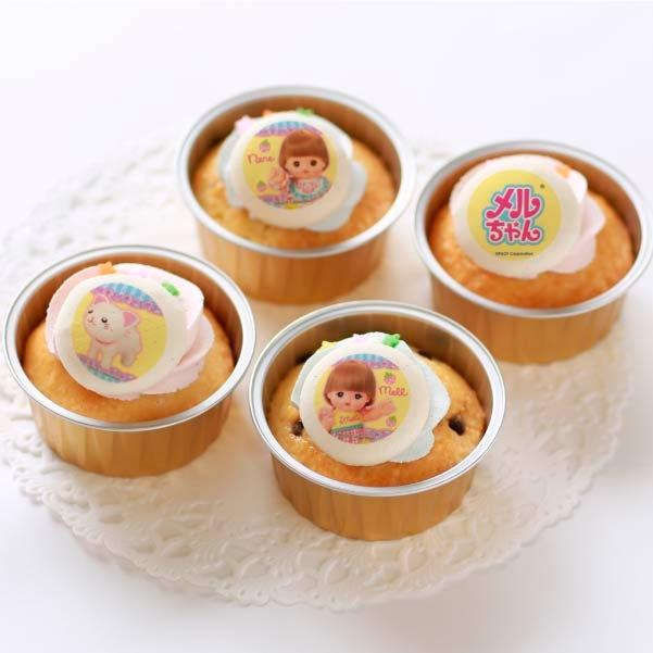 プリカップケーキ(A)【特典缶バッジ付き】[メルちゃん]
