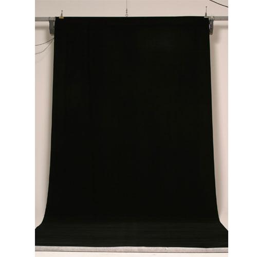 【アウトレット品】無反射布バック3×6mブラック 黒