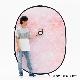 リバーシブル折り畳み背景1.5×2m ピンク×ブルーファンタジー