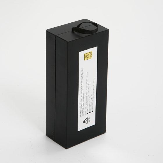 【お取り寄せ品】24V予備バッテリー(DCシリーズ専用)単体