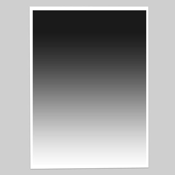 グラデーションペーパー単色(黒)GP-C1