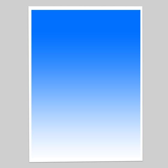 グラデーションペーパー単色(ブルー)GP-C3