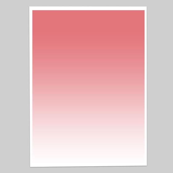 グラデーションペーパー単色(ピンク)GP-C5