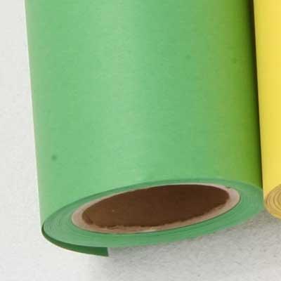 撮影用背景紙 1.36×11mロールバック紙   (346 テックグリーン(緑色)/巻芯・梱包付)