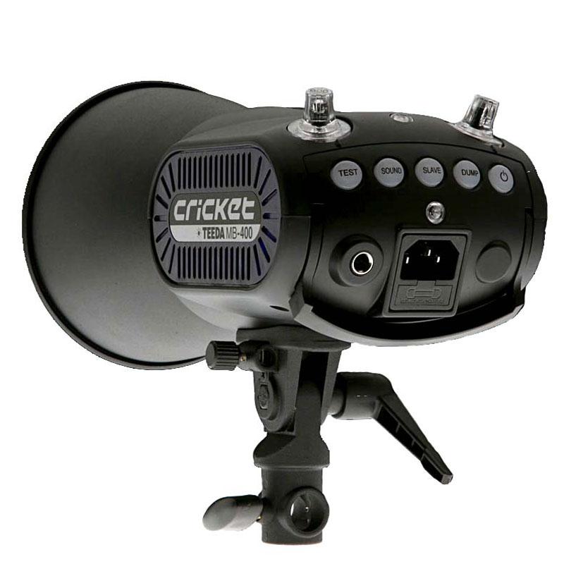 《販売終了》TEEDA CRICKET MB-400a モノブロックストロボ