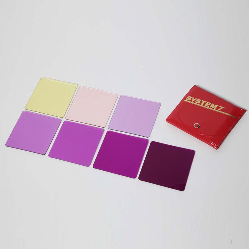 Samigon マルチグレードフィルター7枚セット(3×3)
