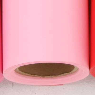 撮影用背景紙 2.7×11mロールバック紙 (303 コーラル(ピンク色/桜)/巻芯・梱包付)