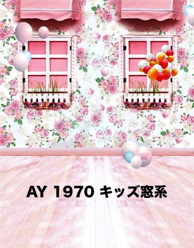 「新」マイクロファイバー・撮影用シーン背景(2x3m)_AY23-1970