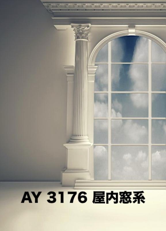 「新」マイクロファイバー・撮影用シーン背景(2x3m)_AY23-3176