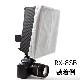 ロールフレックスLEDオンカメラタイプ_RX-8T