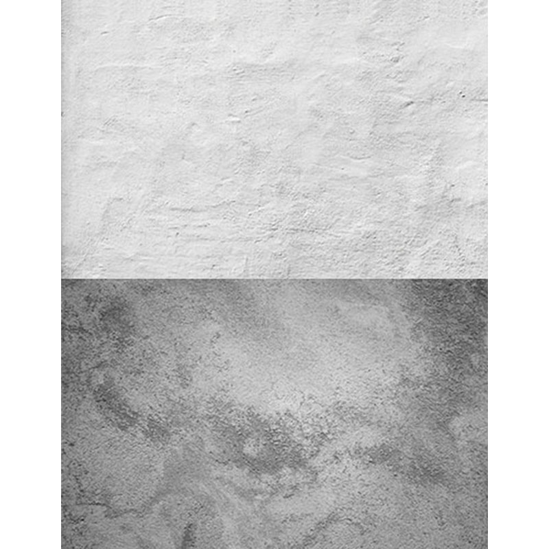 PVCコーティング背景紙(ホワイト&グレー)