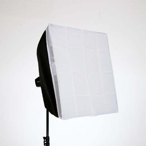 ソフトボックス(60×60cm/D40cm、ミニマウント(SSシリーズ)用)<br>※スピードリング付属。