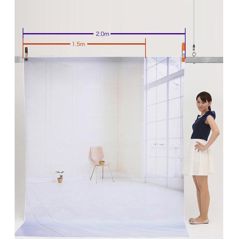 「新」マイクロファイバー・撮影用シーン背景(2x3m)_AY23-3199