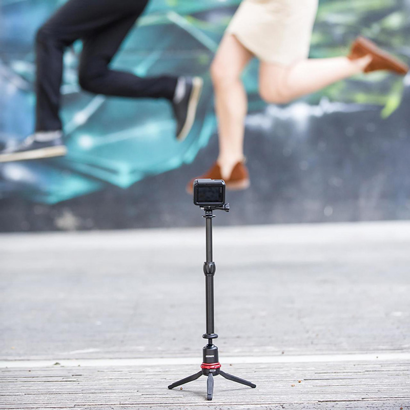 スマホ/小型カメラ用コンパクトスタンド小型三脚