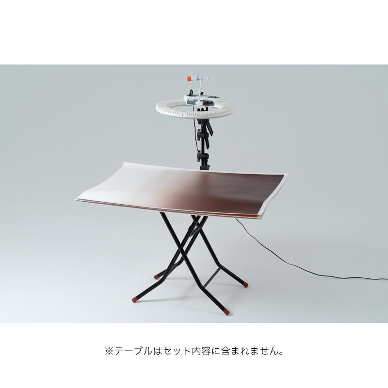 スマホで真上から撮影セット_タイプB(テーブル固定タイプ)