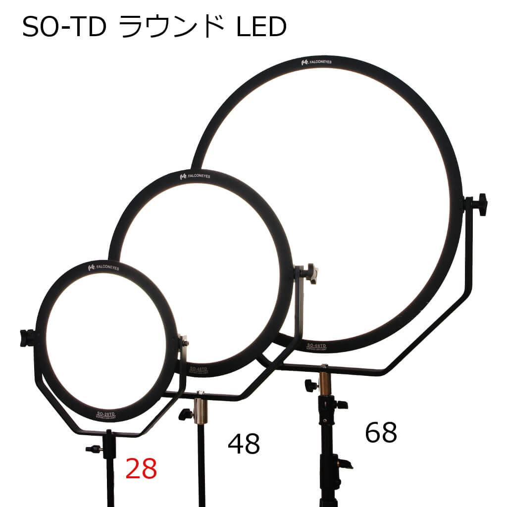 極薄ラウンドLED-28W_SO-28TD