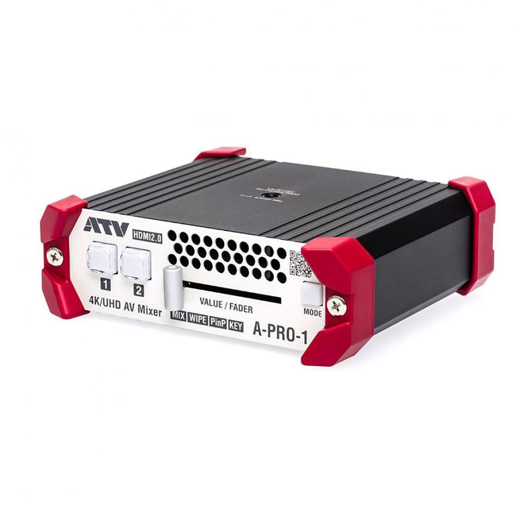 4K AVミキサー A-PRO-1 (4Kスイッチャー)
