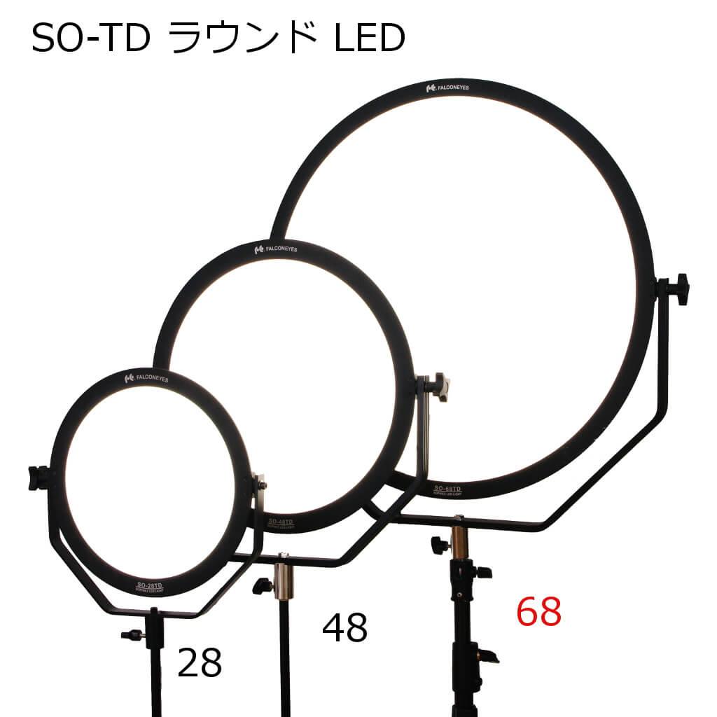 極薄ラウンドLED-68W_SO-68TD