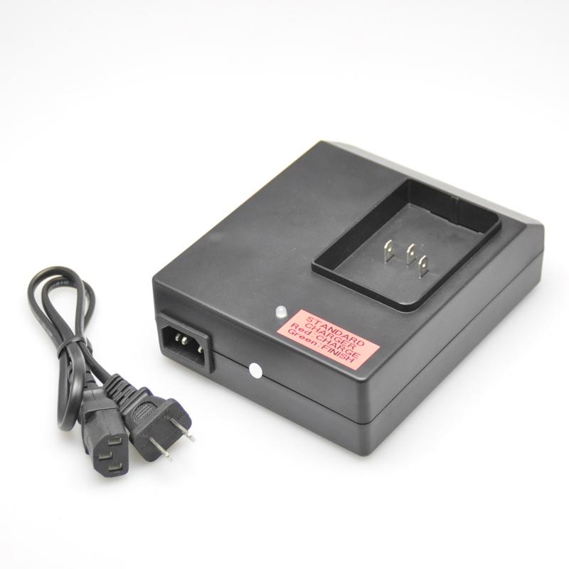 【お取り寄せ品】24V予備バッテリースタンダードタイプ(DCシリーズ専用)充電器セット