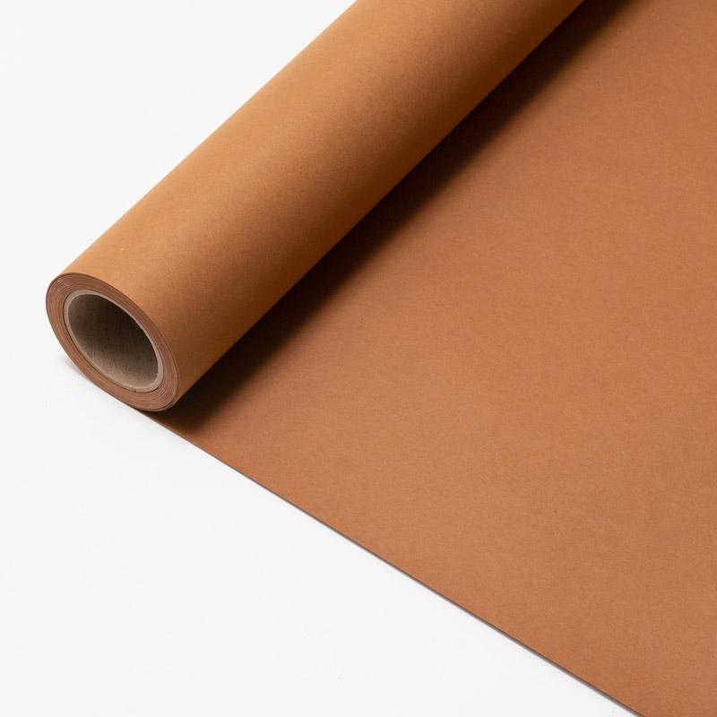 撮影用背景紙 2.7×11mロールバック紙 (380 ココア(茶色)/巻芯・梱包付)