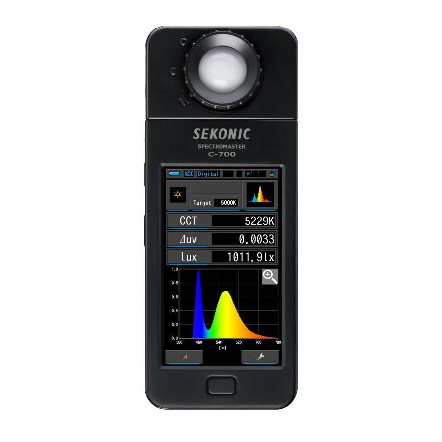 【販売終了】SEKONIC (セコニック) スペクトロマスターC-700