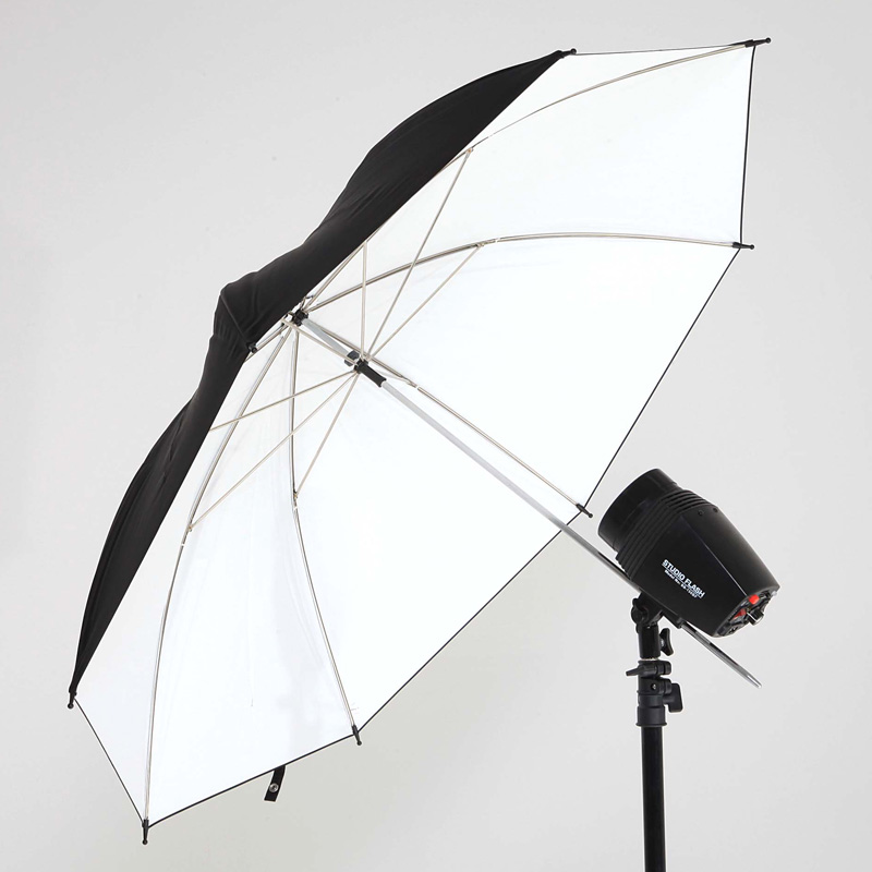 アンブレラ 白(直径約105cm/芯径8mm)