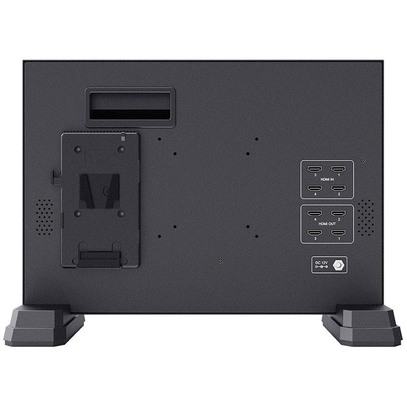 15.6インチモニターHDMI4出入力タイプ(ATEM Mini用)