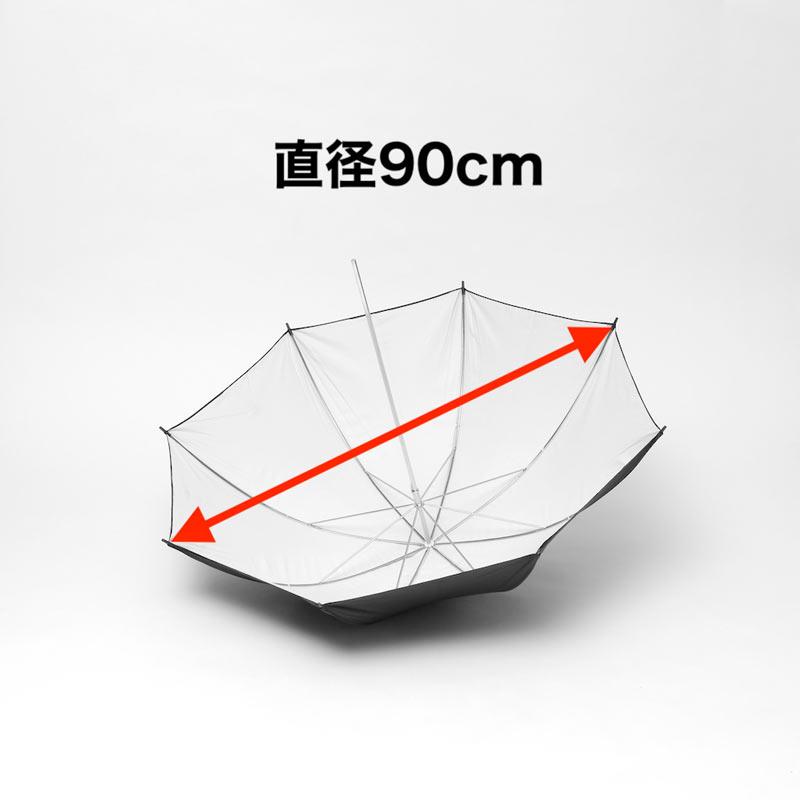 アンブレラ白(90cm)UR-90BW