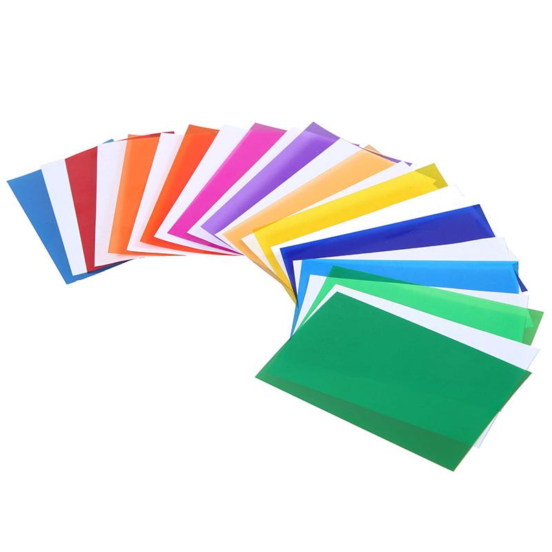 クリップオン用12色フィルターセット