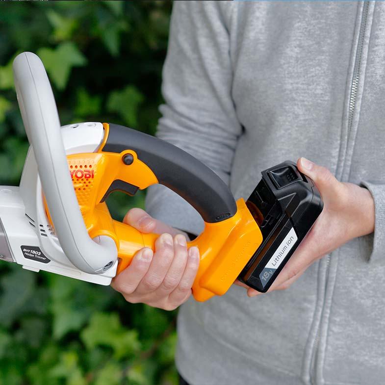 充電式ヘッジトリマー BHT-1803L1 リョービ