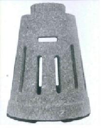 屋上用通気管カバー FV-キャップZ FV-CZ 100A用 フネンアクロス